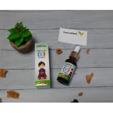 Витамин D3 для детей